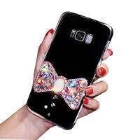 三星s8手机壳G950U套SM-G9500女款3星透明8S软壳s89500软S89508保护套smg 三星S8 -贴蝴