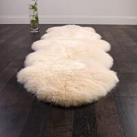澳洲羊毛地毯羊毛沙发垫羊毛飘窗垫整张羊皮卧室羊毛客厅地毯