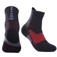 征伐 篮球运动袜 户外厚实耐用跑步袜吸湿排汗防滑减震男女中筒袜子