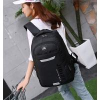 户外旅游双肩包登山包夏女士旅行包韩版书包休闲中学生背包