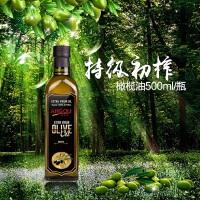 阿戈力特级初榨橄榄油500ml单瓶