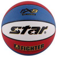 star世达篮球 室内外通用PU青少年女子比赛用6号球 BB4256-31
