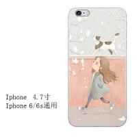 iphone7苹果6s手机壳6plus硅胶xr软壳5se情侣8X日式保护套xs max