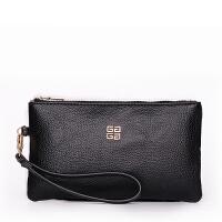零钱包女长款手拿包新款时尚百搭气质韩版拉链手机小包手抓包
