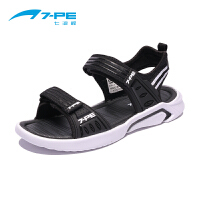 七波辉凉鞋 18年夏季新款男童舒适运动凉鞋 儿童清爽透气凉鞋