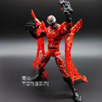 超凡蜘蛛侠2可动人偶猩红毒液屠杀 手办玩具模型MARVEL