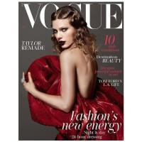 包邮全年订阅 VOGUE(UK) 英国英文原版 女性时尚杂志 年订12期