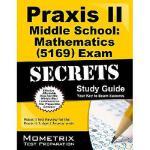【预订】Praxis II Middle School Mathematics (5169) Exam Secrets