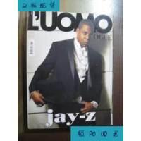 【二手旧书9成新】VOGUE L'UOMO 男装杂志 AUGUST 2008