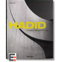 哈迪德建筑设计作品全集 1979-今天 Hadid. Complete Works 大师建筑设计书籍