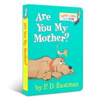 【全场300减100】英文原版绘本 低幼适龄版 are you my mother?你是我妈妈吗 苏斯博士Dr. Seu