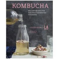 【预订】Living Tea 养生茶:天然益生菌康普茶的健康食谱 英文原版餐饮