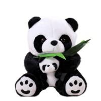 *公仔毛绒玩具趴姿熊猫布娃娃熊猫玩偶送外国人礼物