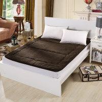 0726024903379加厚床垫可折叠榻榻米床褥学生宿舍单人0.9m 双人1.8m保暖床褥子