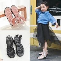 女童凉鞋夏季儿童公主鞋小女孩宝宝凉鞋