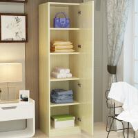 实木衣柜简易多功能卧室整体衣柜组装木质收纳衣柜子儿童衣橱