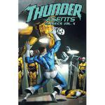 【预订】T.H.U.N.D.E.R. Agents Classics Volume 4