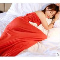 透气柔软户外睡袋内胆隔离出差旅行保暖舒适弹性舒爽睡胆