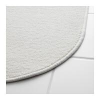 浴室防滑垫脚垫门垫地垫吸水地毯酒店地巾 白色 非定制