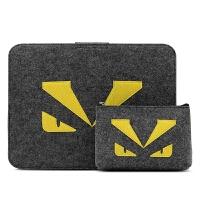 笔记本内胆包适用小米air12.5苹果13.3戴尔15.6英寸电脑包