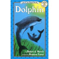 Dolphin (I Can Read, Level 3)海豚 [4-8岁]