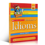 【发顺丰】英文原版 Scholastic Dictionary Of Idioms (Revised) 7-12岁适合