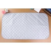 隔热烫衣垫熨衣垫熨烫布折叠便携烫斗架旅行熨斗板全棉家用防烫