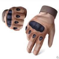 五指手套登山战术格斗训练防割骑行户外军迷特种兵全指男女运动手套
