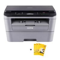 兄弟(Brother)DCP-7080D黑白激光打印机复印扫描 一体机 自动双面 替7060D
