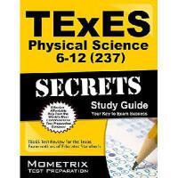 【预订】Texes Physical Science 6-12 (237) Secrets Study Guide: