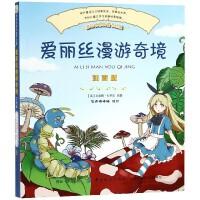 爱丽丝漫游奇境(注音版)/感动世界的童书经典
