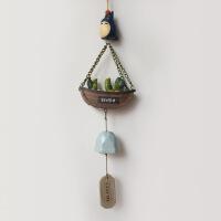 创意礼品风之谷龙猫风铃景观家居装饰工艺品挂件铃铛精品生日礼物