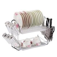 碗架沥水架篮家用品厨房置物架控水晾盘子放碗碟箱柜装碗筷收纳盒