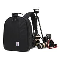 单反相机背包 双肩包 大容量 防震 电脑包 摄影包