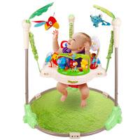 蹦跳欢乐园 宝宝秋千跳跳椅乐园婴儿健身器架0-1岁玩具3-6-12个月 抖音