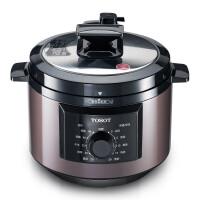 格力大松(TOSOT) CY-5016 格力电压力锅 5L 不锈钢 高压锅 家用饭煲