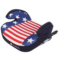 汽车用儿童安全座椅增高垫3-12岁宝宝坐垫ISOFIX硬接口3C认证