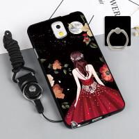 三星note3手机壳 三星N9008手机套女硅胶防摔n9006保护套软壳