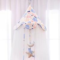 婴儿床蚊帐带支架通用新生儿宝宝防蚊罩儿童可折叠升降