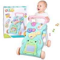 【满79领券立减10】儿童早教益智多功能学步车推拉车1-3岁宝宝婴幼儿玩具手推车
