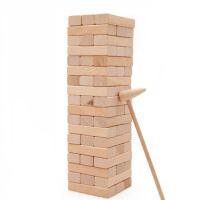 抽积木整蛊抽抽乐层层叠抽塔子互动玩具叠叠高