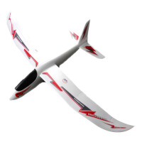 20180509084738324航梦手抛飞机滑翔机超大航模固定翼DIY遥控无人机玩具EPP泡沫模型 航梦80M(送D