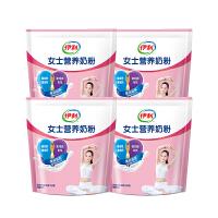 伊利 女士营养奶粉400g*4袋 (新老包装随机发货)