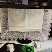 ???17-24寸电脑防尘布盖巾盖布曲面壁挂液晶电视机罩 55寸60