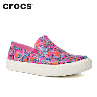 【2双3折】Crocs卡洛驰童鞋儿童缤纷洛卡便鞋户外沙滩休闲凉鞋涉水鞋|204800 儿童缤纷洛卡便鞋