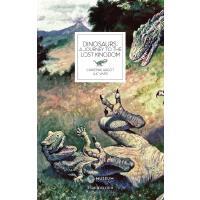 英文原版 恐龙王国失落旅程 精装插图版艺术书 Dinosaurs : A Journey to the Lost Kin