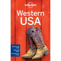 Lonely Planet Western USA 孤独星球地区旅行指南:美国西部