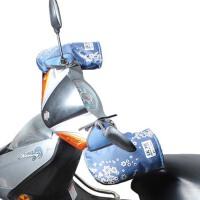 电瓶车大手套  冬季保暖防风通用手把套  电动车摩托车把套手套