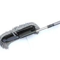 牛太太汽车用品专用蜡拖把擦车拖把车用纯棉洗车除尘掸子清洁浸蜡