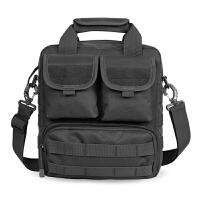 户外军迷背包男女多功能大容量单肩包男迷彩包斜挎防水手提电脑包
